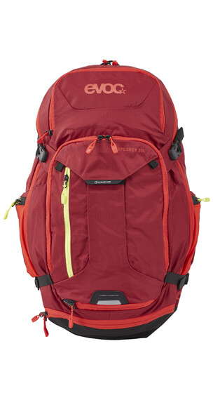 Evoc Explorer reppu 30 L , punainen